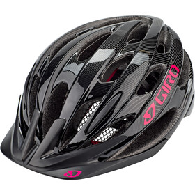 Giro Verona Casco de bicicleta Mujer, black tonal lines